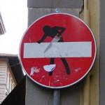 Schild 8