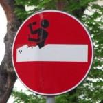 Schild 2
